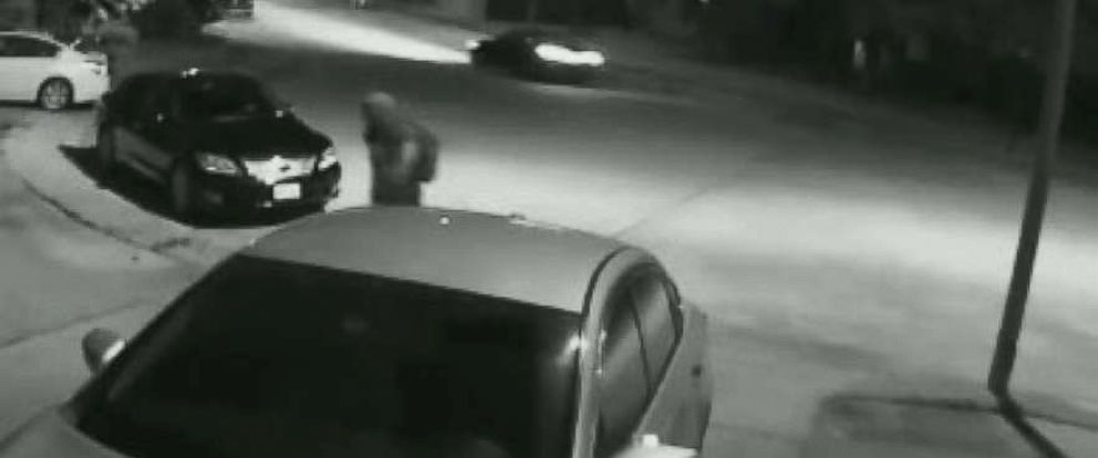 PHOTO: Cameras caught three masked suspects walking up a driveway prior to a home invasion in Fort Bend County, Texas.
