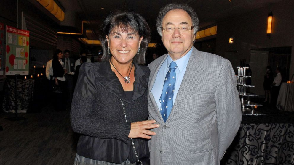 Honey and Barry Sherman, Chairman and CEO of Apotex Inc., are shown at the annual United Jewish Appeal fundraiser in Toronto, Ontario, Canada, Aug. 24, 2010.