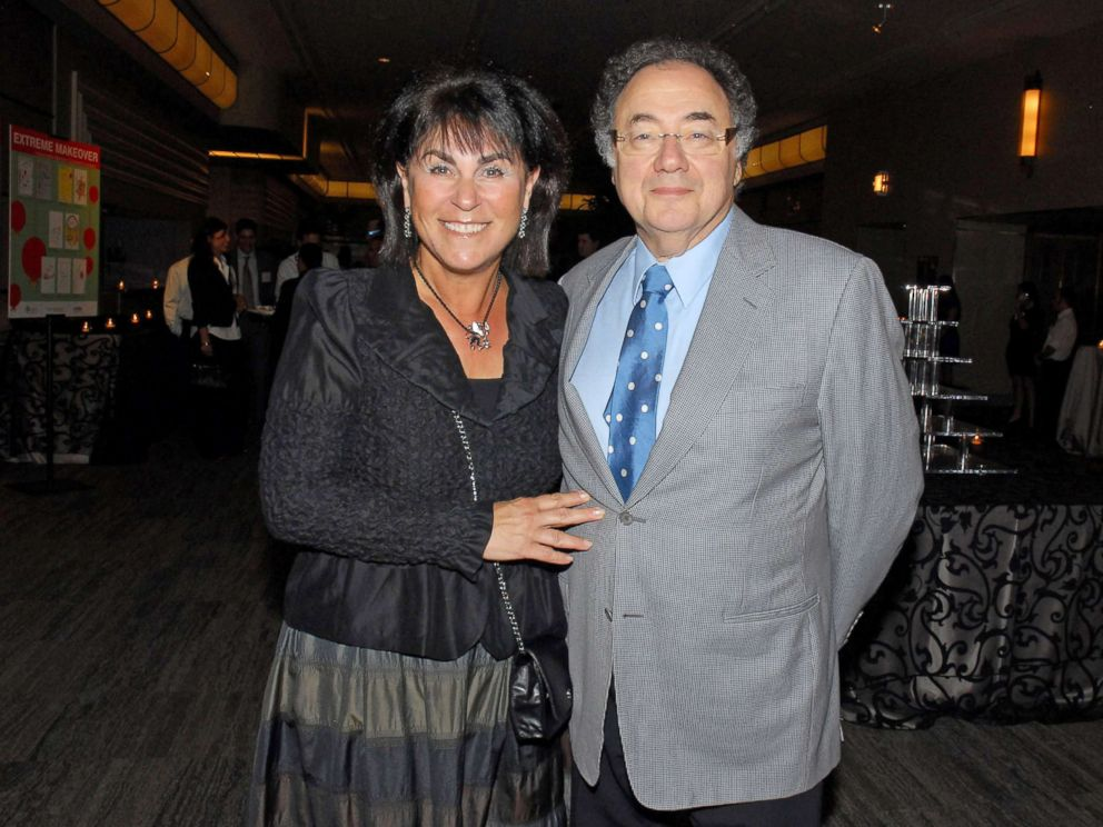 PHOTO: Honey and Barry Sherman, Chairman and CEO of Apotex Inc., are shown at the annual United Jewish Appeal fundraiser in Toronto, Ontario, Canada, Aug. 24, 2010.
