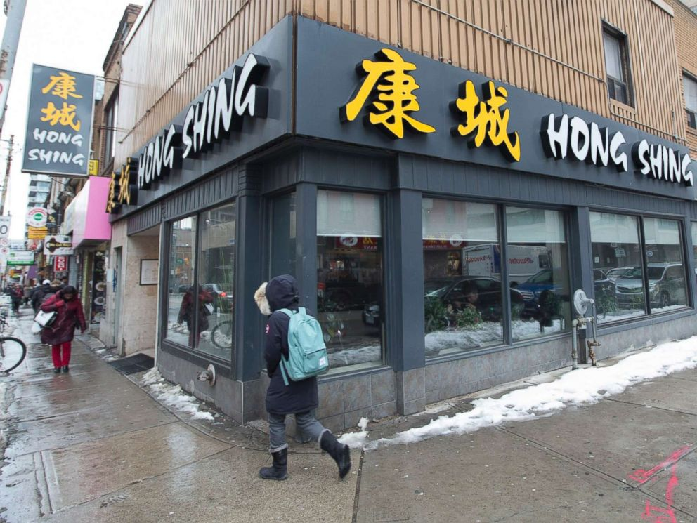 PHOTO: The Hong Shing restaurant in Torontos Chinatown is pictured on Feb. 14, 2017.