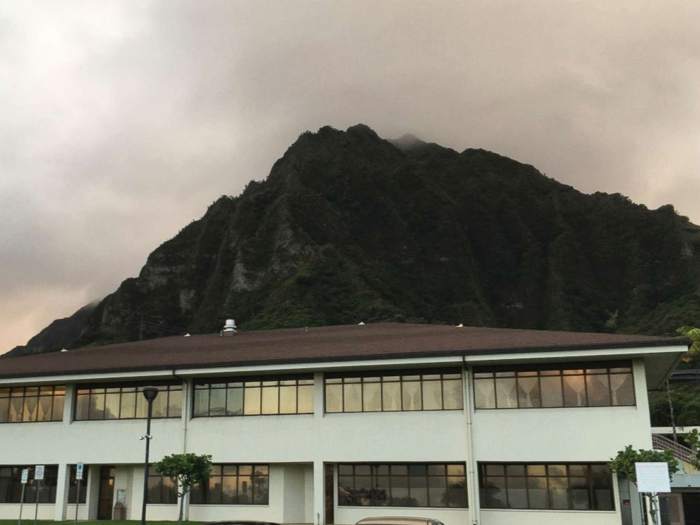 PHOTO: The Hawaii State Hospital is shown in Kaneohe, Hawaii, Nov. 14, 2017.