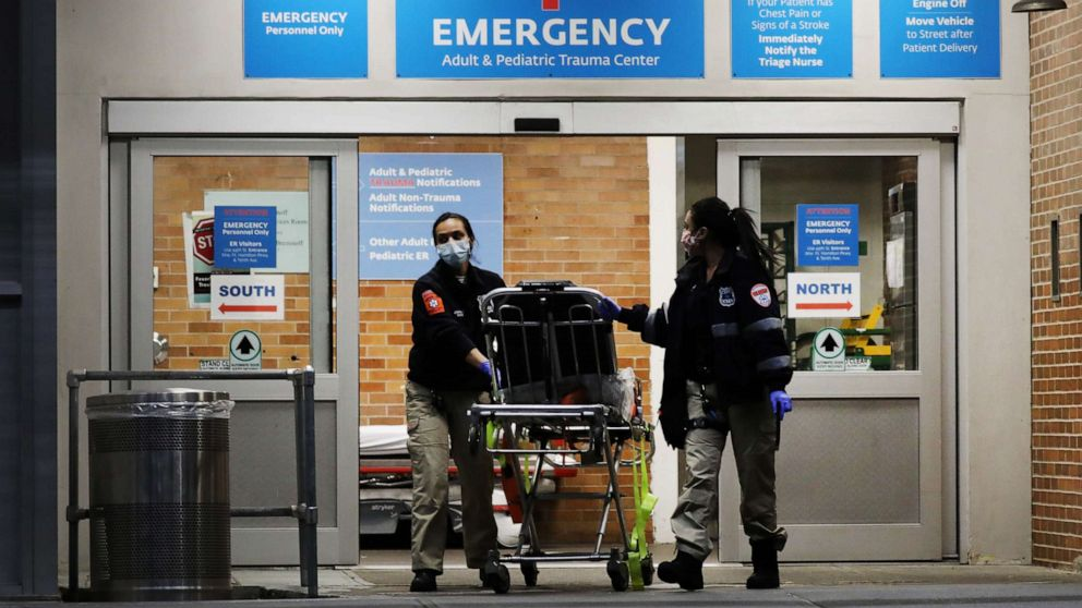 3,600 cardiac arrest deaths in NYC were result of COVID thumbnail