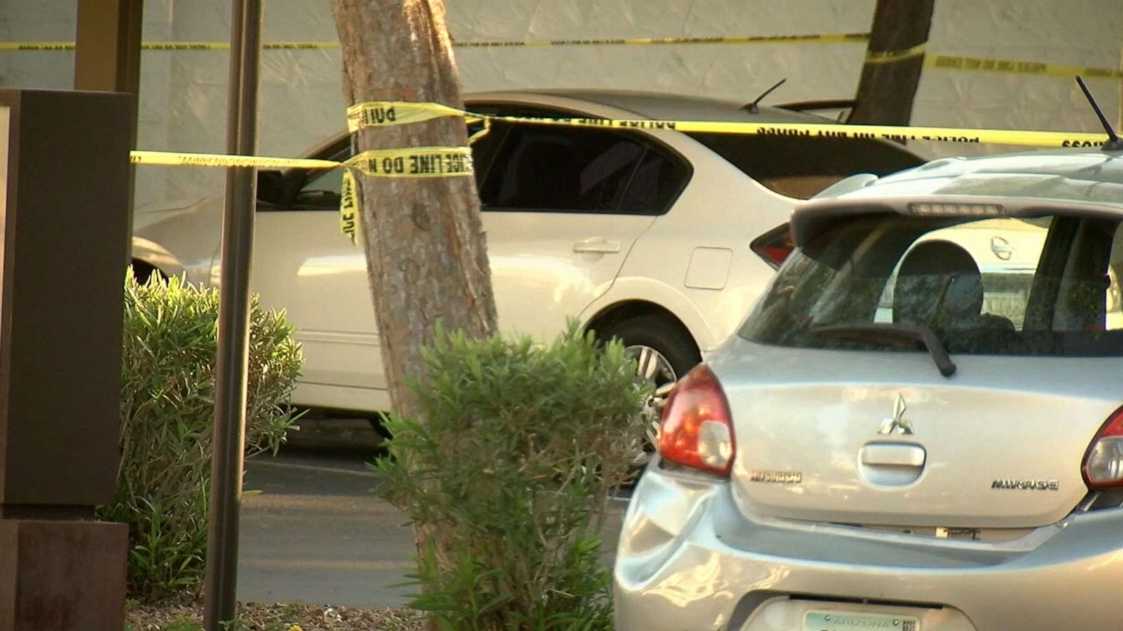 Baby girl dies after being left in family car for hours in