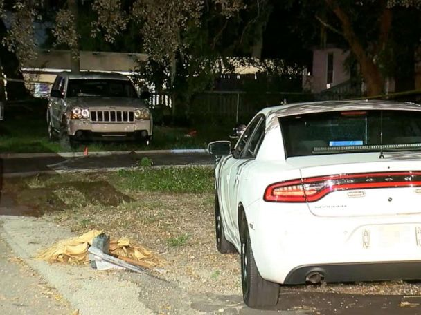 1-year-old girl dies after being left inside car all day in Tampa