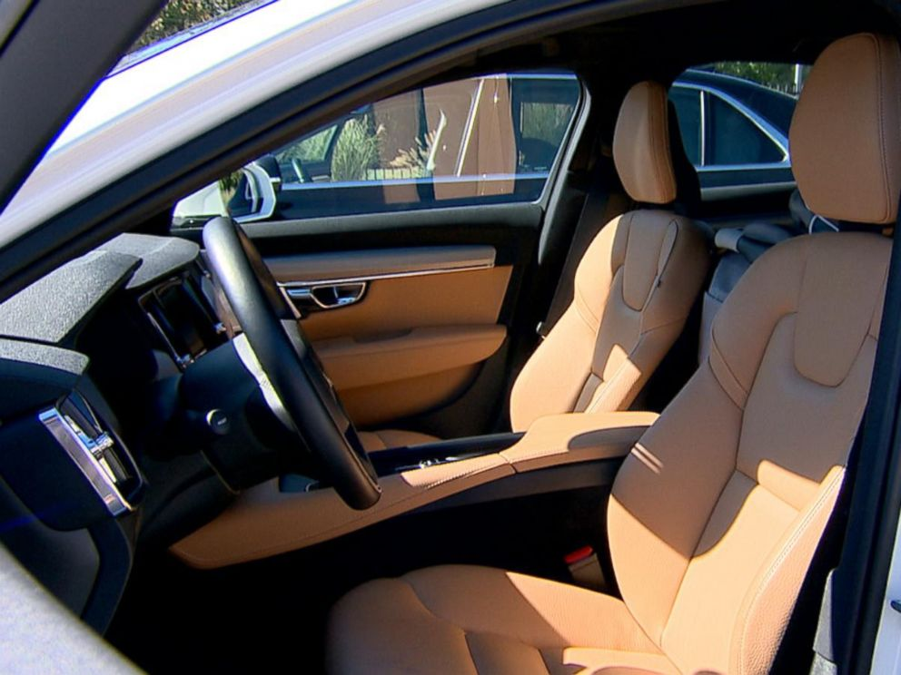 PHOTO: A new Consumer Report report states that hot car deaths can happen all year round.