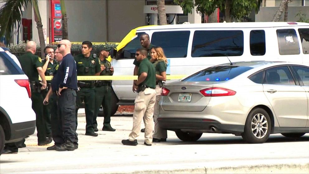 PHOTO: Noah Sneed was found dead by a daycare employee Monday afternoon inside a transport van parked in front of the Ceressas Daycare and Preschool in Oakland Park, Fla.