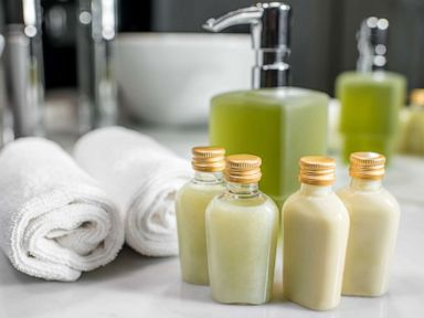 Lawmakers work to ban complimentary toiletries in hotels to help reduce waste