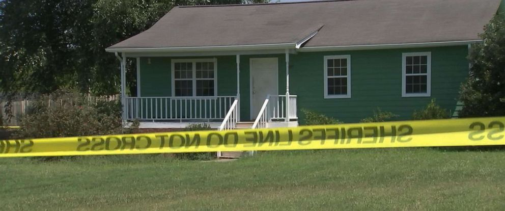 PHOTO: A 32-year-old North Carolina man allegedly confessed to killing his daughter, according to authorities.