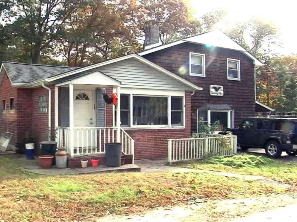 Remains found in Long Island basement are homeowner's father, police confirm