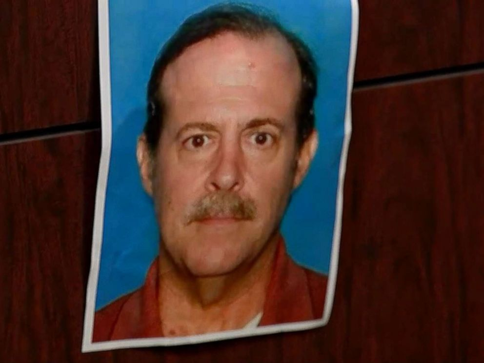 Police name suspect in murder of former Bush doctor Mark Hausknecht