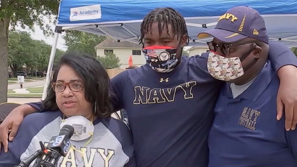 Houston Mother Shot and Killed During Trip to Maryland to Drop Off Her Son at Naval Academy