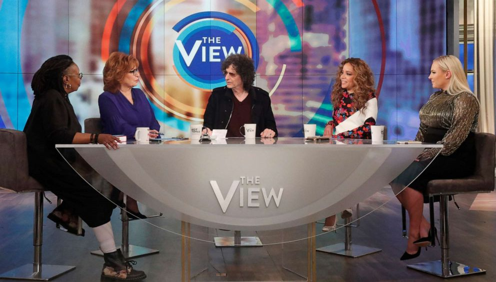 PHOTO: Howard Stern appeared on ABCs The View, May 15, 2019.