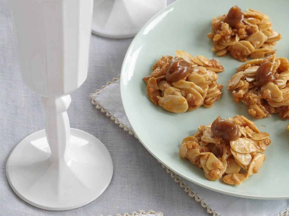 PHOTO: Dulce De Leche Crispies from Gail Simmons, the Special Projects Director for Food & Wine magazine.