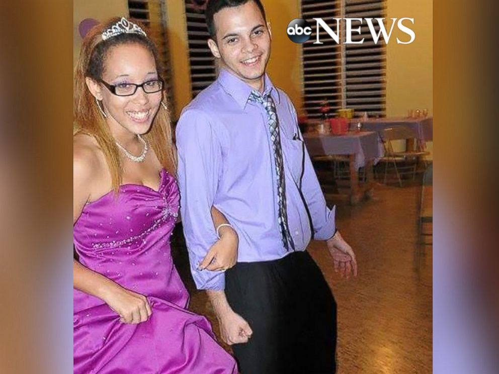 PHOTO: Alleged Fort Lauderdale gunman Esteban Santiago is seen with former girlfriend, Michelle Quinones, in an undated photo that was obtained by ABC News.