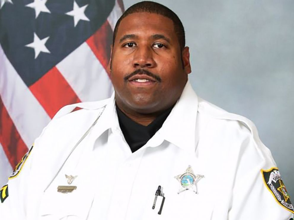 PHOTO: Orange County Sheriffs Deputy First Class Norman Lewis was struck and killed by a vehicle in Orlando, Fla. on Jan. 9, 2017.