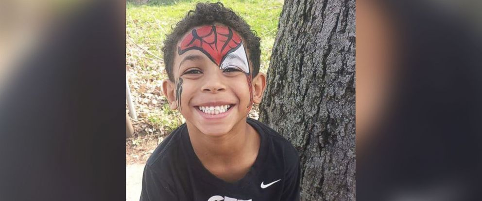PHOTO: Gabriel Taye, 8, hanged himself in his home in Ohio on Jan. 26. His school, Carson School, released video Friday of him on the ground unconscious for nearly 8 minutes after an alleged incident with another student two days before his death.