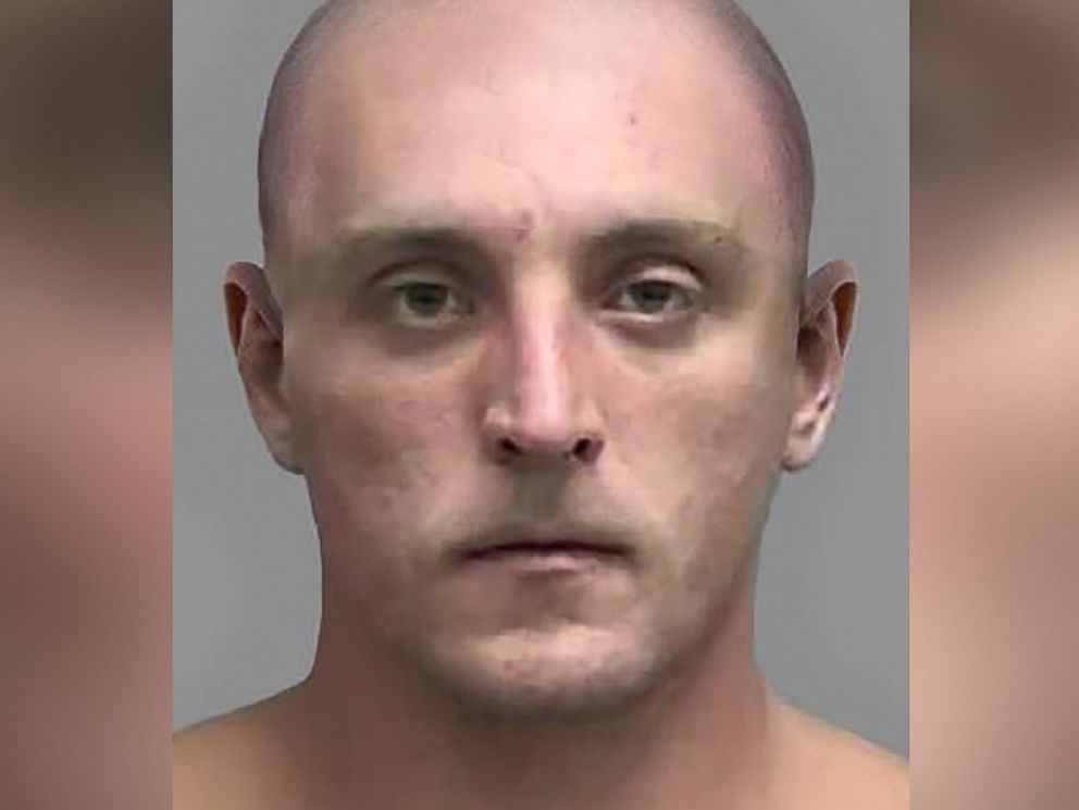PHOTO: A digitally altered image representing what fugitive Joseph Jakubowski might look like with hair removed was released by authorities on April 11, 2017.