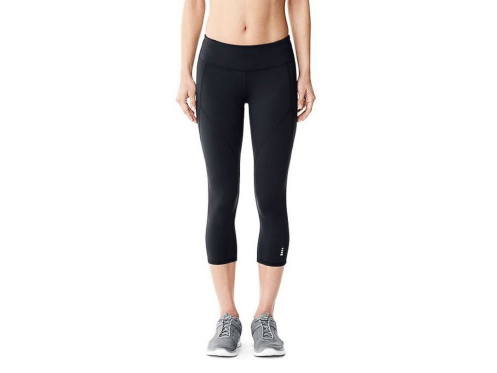 76fabb6eb5303 PHOTO: The Womens Speed Crop Pants by Lands End are pictured here on  LandsEnd.