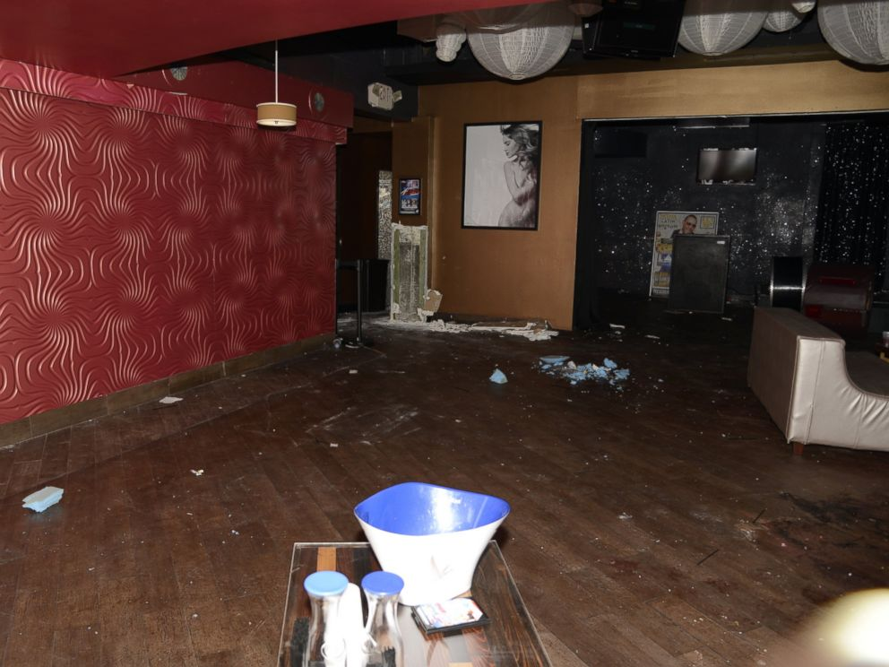 PHOTO: Evidence photos released by the city of Orlando in Jan. 2017 show the scene of the Pulse nightclub shooting that killed 49 people in June 2016.