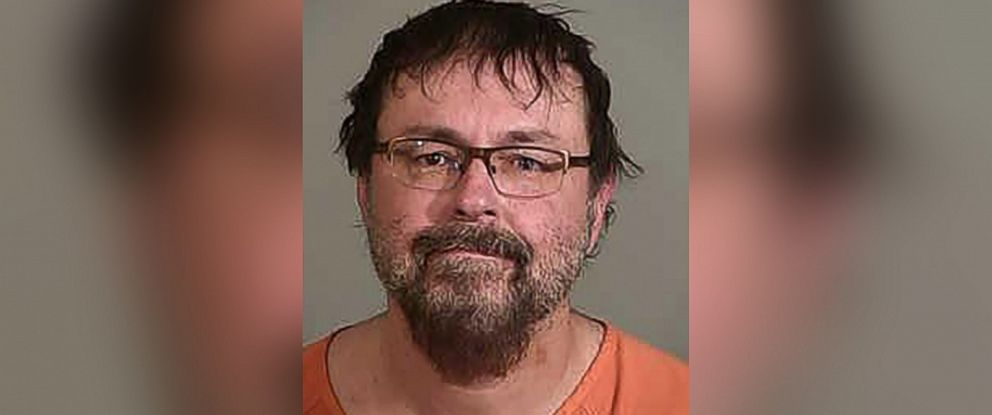 PHOTO: Tad Cummins, 50, is pictured in a booking photo released by the Siskiyou County Sheriffs Office on April 20, 2017.