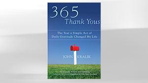 PHOTO: 365 Thank Yous by John Kralick