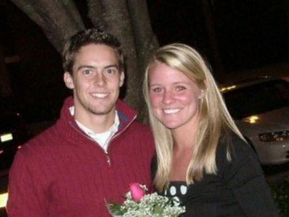 PHOTO:Amanda Blackburn and her husband are pictured in this undated file photo.