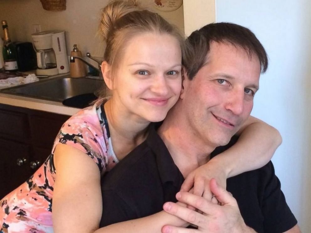 PHOTO: Angelika Graswald and Vince Viafore planned to wed in Graswalds native Latvia.