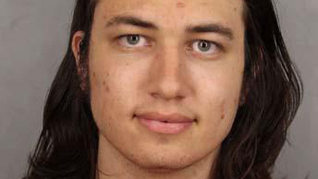 PHOTO: Ari Misha Liggett, 24, is being held without bond in a Colorado detention facility after police discovered the dismembered remains of his 56-year-old mother, Beverly Liggett, in the back of his car.