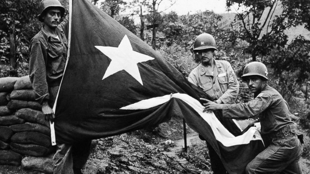 A Soldiers Mission To Honor Segregated 65th Regiment Borinqueneers