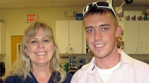 Mom Recognized Hand of Dying Soldier Son in News Video