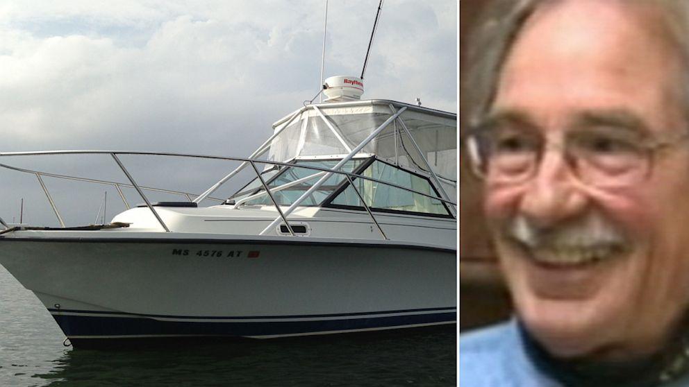 Man Who Found Boston Marathon Bomber Gets New Boat