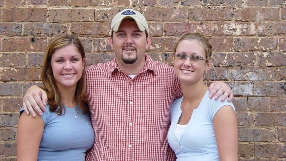 Brian Jennings, who was killed in the car crash caused by Ethan Couch, is pictured here with his sisters.
