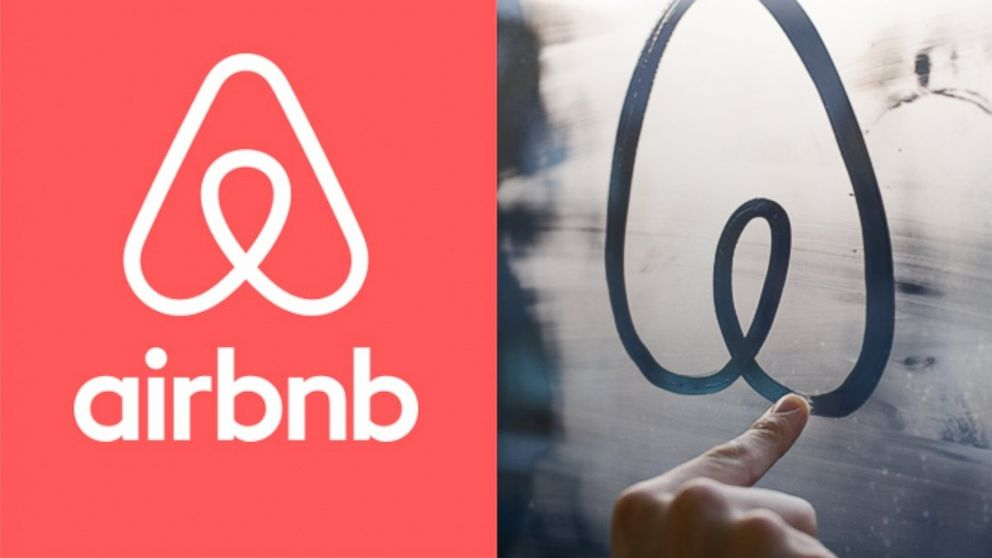 Airbnb recently redesigned their logo.