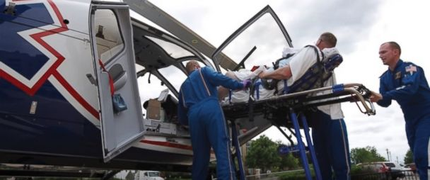 Sky-Rage: Bills, Debt, Lawsuits Follow Helicopter Medevac