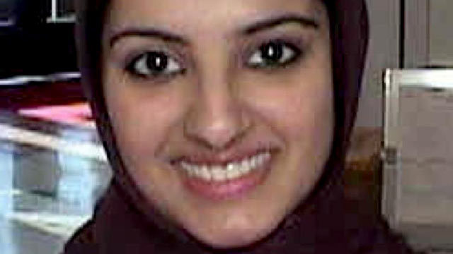 PHOTO: 19-year-old Missouri college student Aisha Khan went missing from her campus on Dec. 16, 2011.
