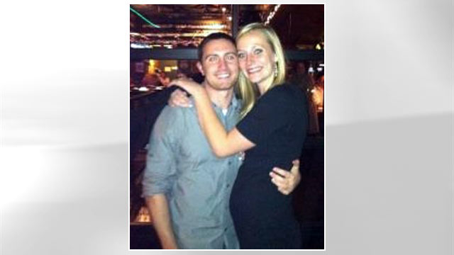PHOTO: Alex Teves, left, is seen with his girlfriend in this undated file photo.