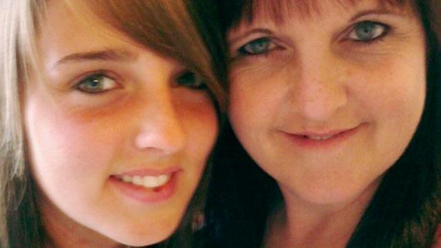 PHOTO:Alisa Wheeler and Sheri Simonek