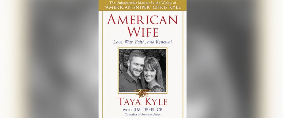 """PHOTO: Taya Kyle, wife of """"American Sniper"""" Chris Kyle, is writing her memoir, """"American Wife: A Memoir of Love, War, Faith and Renewal,"""" to be released in May 2015."""