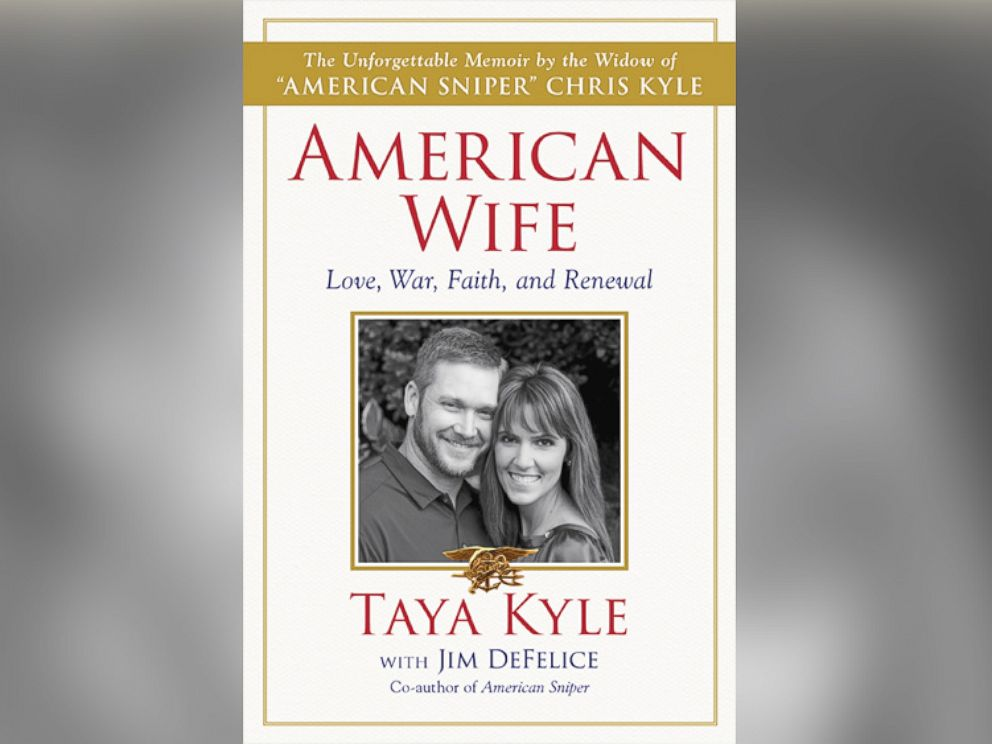 PHOTO: Taya Kyle, wife of American Sniper Chris Kyle, is writing her memoir, American Wife: A Memoir of Love, War, Faith and Renewal, to be released in May 2015.