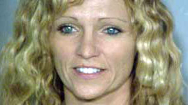 PHOTO: Amy Pearson is seen in this undated booking photo for the attempted murder of her estranged husband.