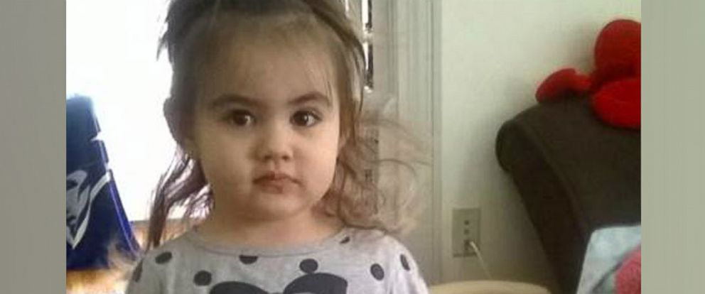 """PHOTO: A two-year-old girl named """"Bella"""" from Dorchester, Mass. who was found dead is pictured in undated photo released by the Suffolk County District Attorney."""