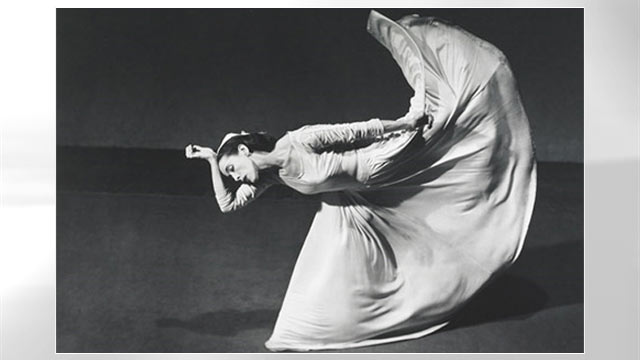 PHOTO:Martha Graham, Letter to the World, 1940.