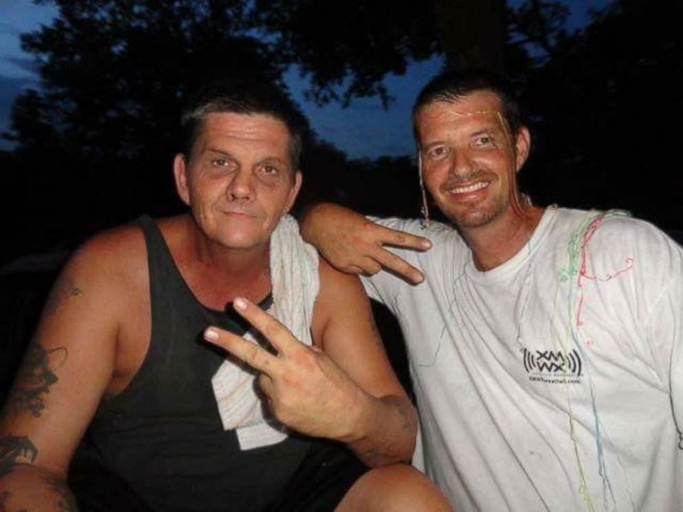 PHOTO: Billy Woodward shot and killed Roger Picior (left) and Gary Hembree (right) after midnight on Labor Day 2012.