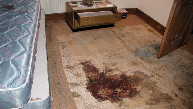 PHOTO: Multimillionaire Ted Ammon was found bludgeoned death inside his East Hampton home in October 2001.