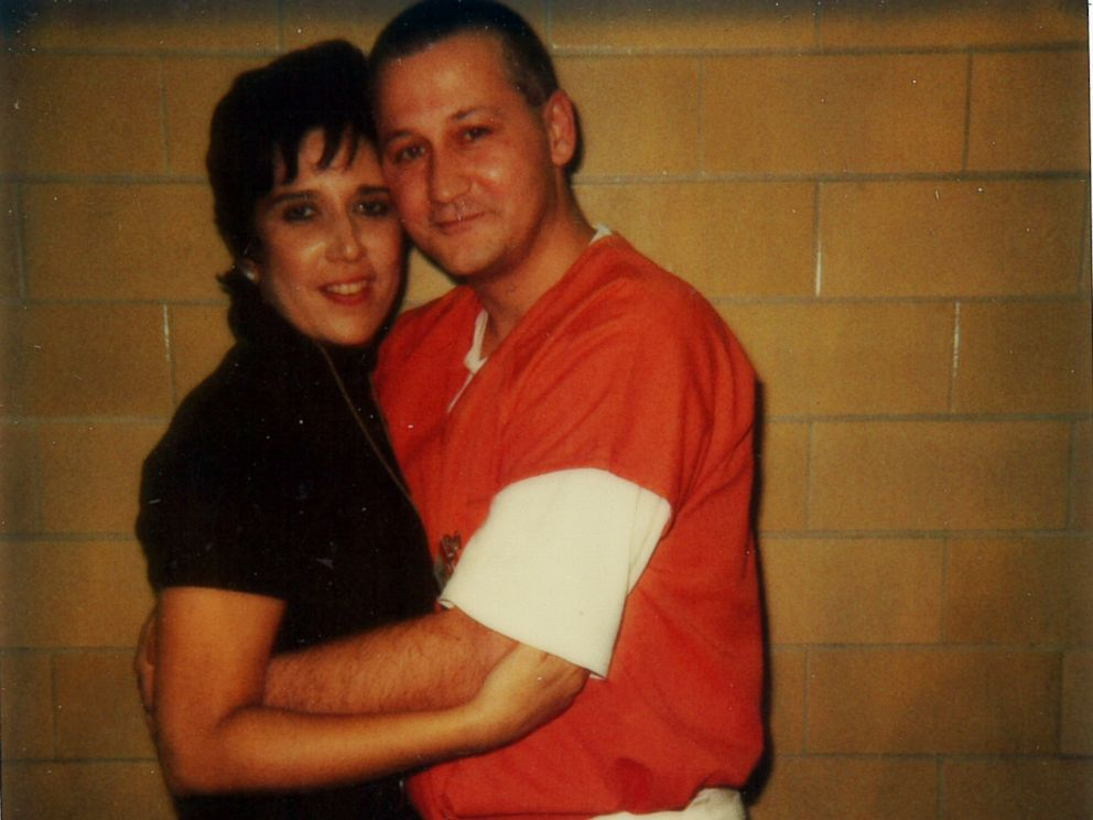 PHOTO: Rosalie and Oscar Bolin, pictured together here at Florida State Prison in an undated photo, married in 1996.