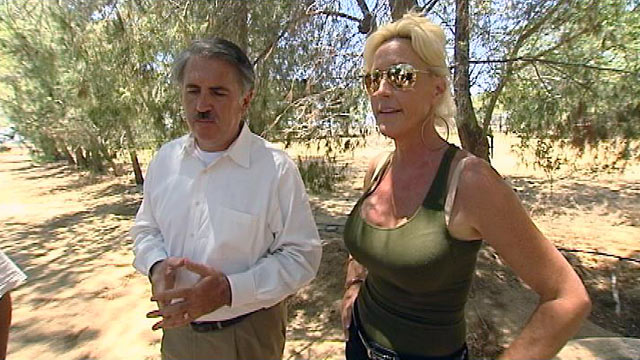 PHOTO: To the residents of Hinkley, Calif., a small speck of a town on the edge of the Mojave Desert, Erin Brockovich, 51, is more than a mythic name. She is the real-life hero.
