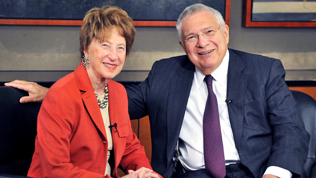 PHOTO:The Matthew and Carolyn Bucksbaum Family Foundation is giving $42 million to the University of Chicago to create the Bucksbaum Institute for Clinical Excellence.