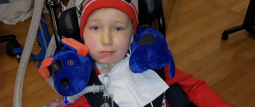 Camdyn Carr was diagnosed with Acute Flaccid Myelitis or ARM, a devastating illness that has afflicted over 500 children in the U.S.