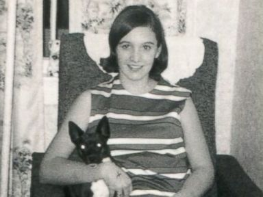 PHOTO: At 14-years-old, Candy Wagner, pictured here in 1965, lived with her mother and siblings.