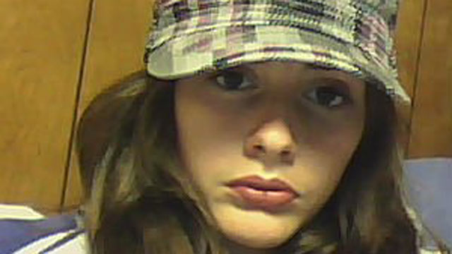 PHOTO:Missing New Hampshire girl, Celina Cass, is seen in this undated family photo.